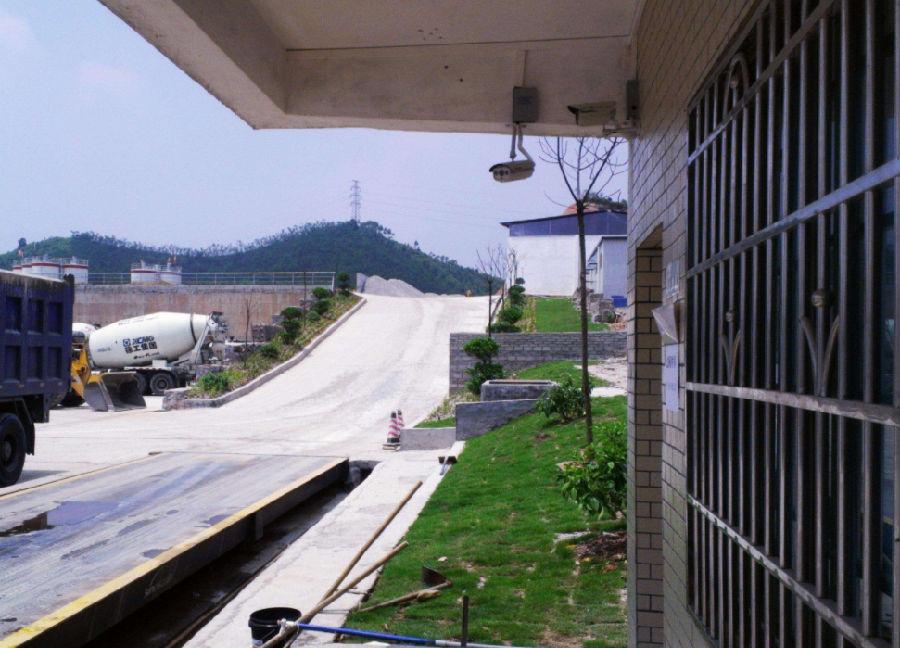 道路监控安装工程