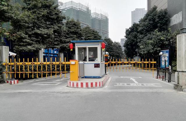 厦门智慧社区车牌识别、停车系统安装!