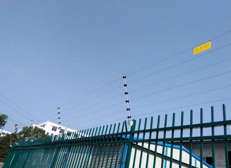 厦门电子围栏厂家专业安装电子围栏!