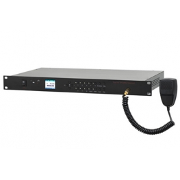 IP网络机柜式dui讲音频终端